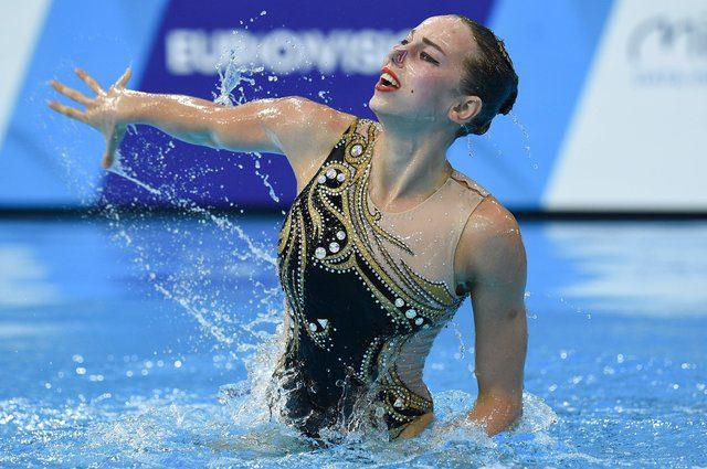 Украинская плавчиха стала лучшей синхронисткой 2018 года — Международная федерация плавания