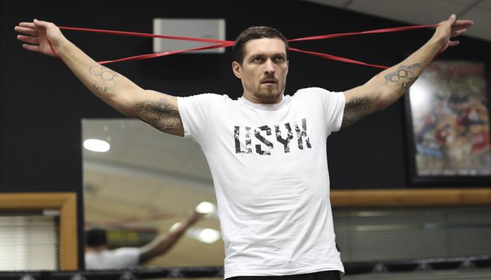 «Я готов»: Александр Усик назвал главное условие для боя с экс-лучшим боксером мира