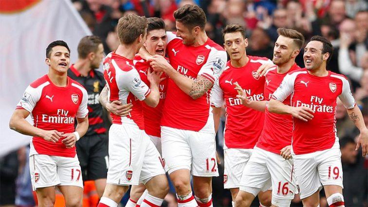 В Англии разгорелся скандал вокруг футболистов «Арсенала»: игроки праздновали до потери сознания
