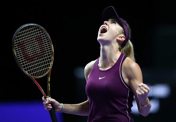 Украинка Элина Свитолина выиграла показательный турнир Open de Caen во Франции