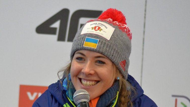 «Как говорят: никогда не говори никогда»: украинская биатлонистка Юлия Джима заговорила об изменении страны
