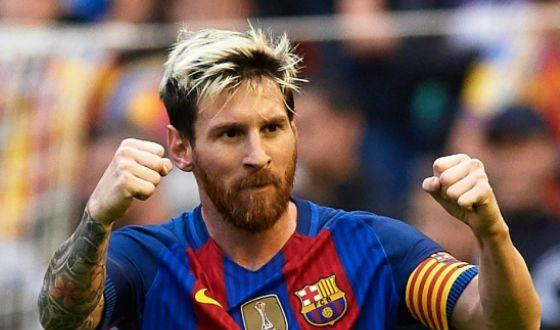 Месси установил еще один рекорд Ла Лиги