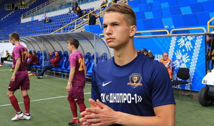 Самый дорогой украинский футболист: 18-летний игрок «Динамо» оценивается в 4,5 миллиона евро