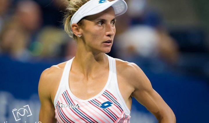 Леся Цуренко эффектно разобралась с пятой ракеткой мира и вышла в финал турнира в Брисбене