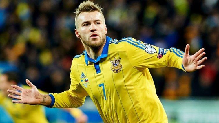 Андрей Ярмоленко стал самым дорогим украинским футболистом из топ-5 чемпионатов