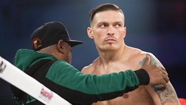 «Хочет какие-то невероятные деньги»: бой Усика с американским боксером вряд ли состоится из-за финансовых условий
