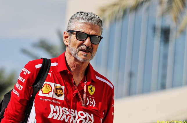 Ferrari после неудачного сезона уволила босса команды Ф-1