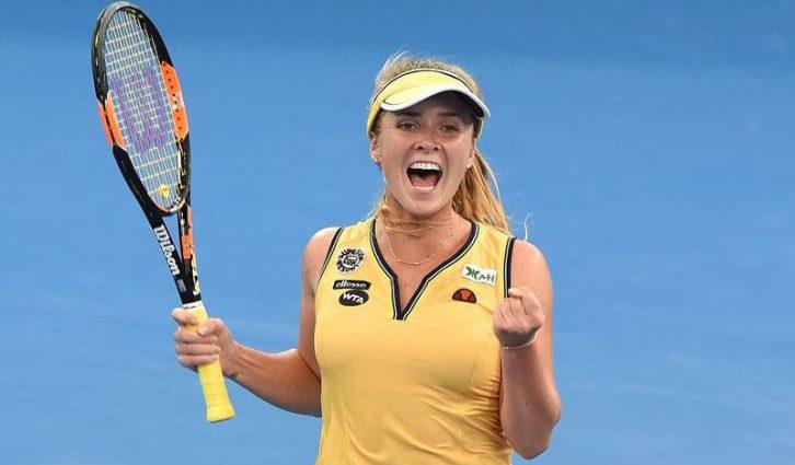 Украинка Элина Свитолина остается в пятерке претенденток на теннисную корону