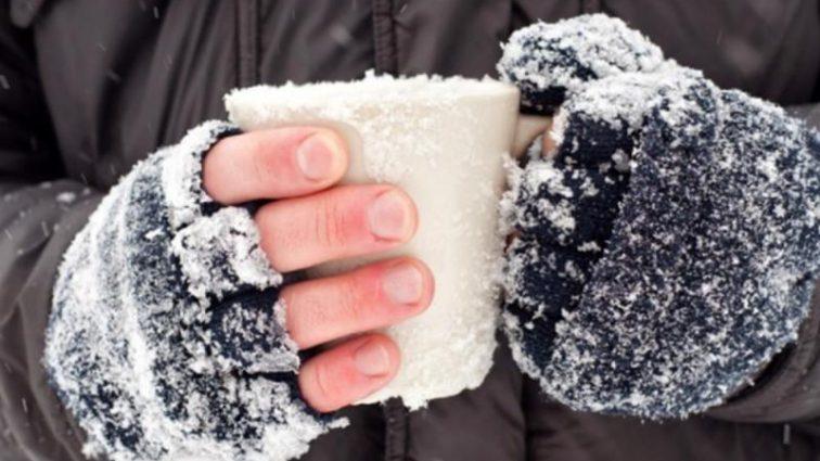 Как и чем лучше всего согреться в морозную погоду