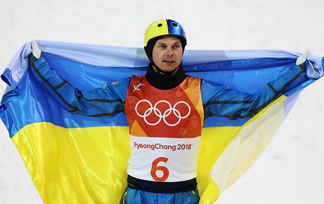 Украинец Александр Абраменко занял пятое место на первом этапе КМ-2019 по фристайлу