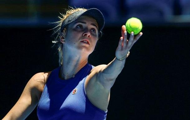 Стало известно, кто будет выступать против Элина Свитолина в первом круге турнира категории «Большого Шлема»