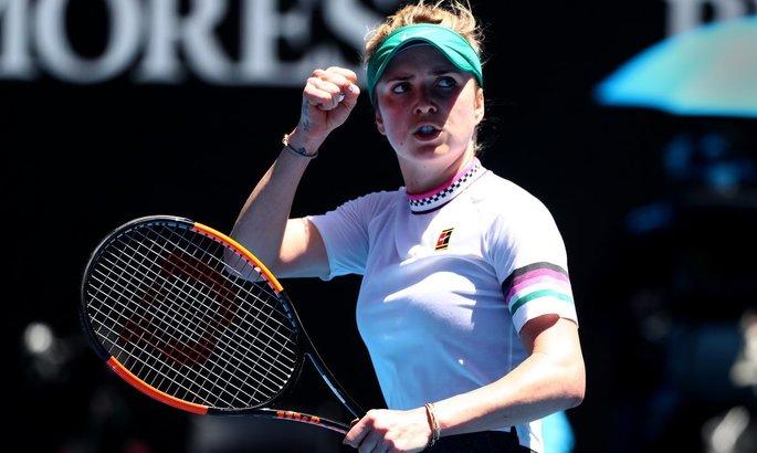 «Не везет, так не везет»: Элина Свитолина не смогла пробится в полуфинал Australian Open
