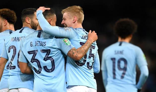 «Чуть больше уважения»: Александр Зинченко прокомментировал свой дебютный гол за «Манчестер Сити»