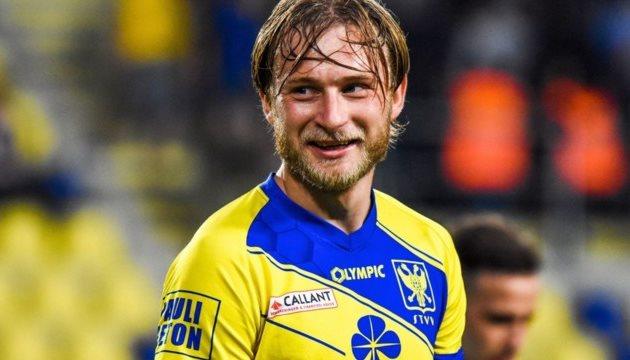 «Рад здесь оказаться»: Украинский полузащитник Роман Безус перешел в бельгийский «Гент»
