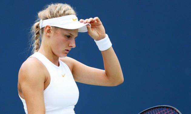18-летняя теннисистка Даяна Ястремская ярко прорвалась в третий круг Australian Open-2019