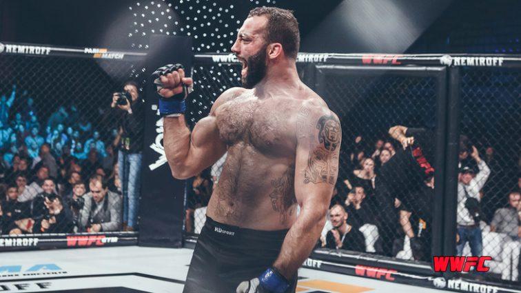 Известный украинский боец Роман Долидзе подписал контракт с UFC