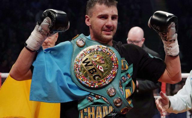 Украинский чемпион Александр Гвоздик получил официального соперника на следующий бой