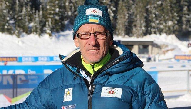 «Еще один промах»: тренер мужской сборной Украины по биатлону прокомментировал результаты масс-старта в Рупольдинге