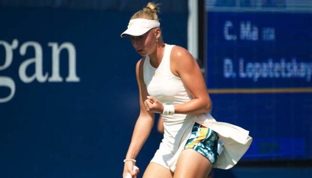 Юная украинская теннисистка выступит в полуфинале престижного турнира