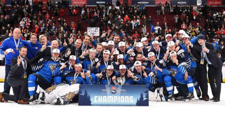 Финляндия обыграла американцев в финале