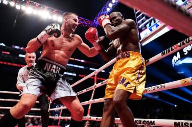 Стали известны новые подробности состояния здоровья боксера Стивенсона, нокаутированного Гвоздиком