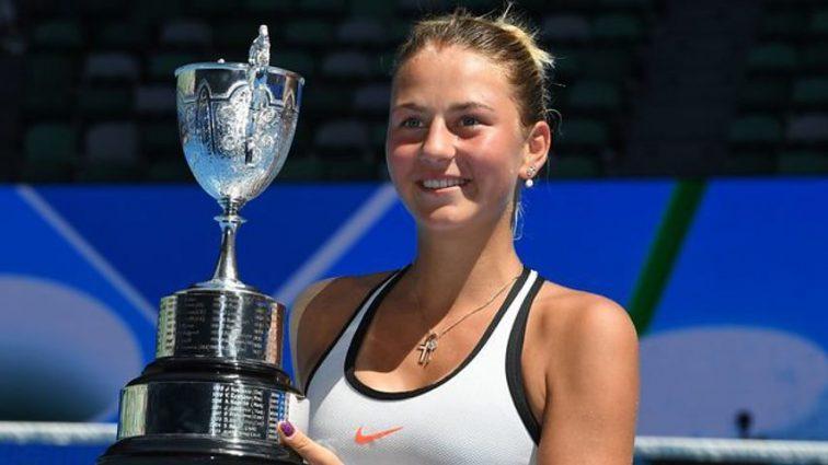 «Не могу праздновать»: Марта Костюк поделилась эмоциями после победы в первом круге Australian Open