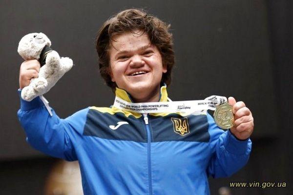 Знай наших: Украинская спортсменка стала лучшей пауерлифтершей планеты