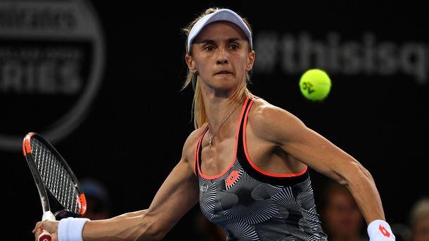 Леся Цуренко с треском провалилась во втором круге Australian Open