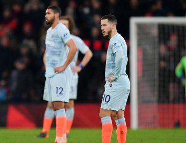 Впервые за 23 года: Челси потерпел разгромное поражение
