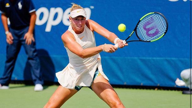 «Я буду выступать лучше, чем Свитолина и Цуренко»: перспективная 15-летняя теннисистка прокомментировала свои успехи на турнирах ITF