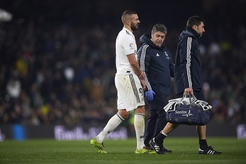 Форвард Реала получил серьезную травму
