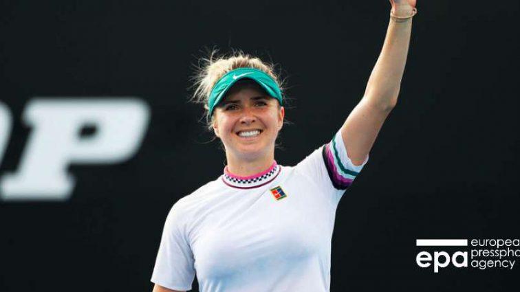 «Я довольна»: Свитолина вышла в третий круг на Australian Open