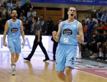 Украинец Владимир Герун стал лучшим баскетболистом тура чемпионата Испании