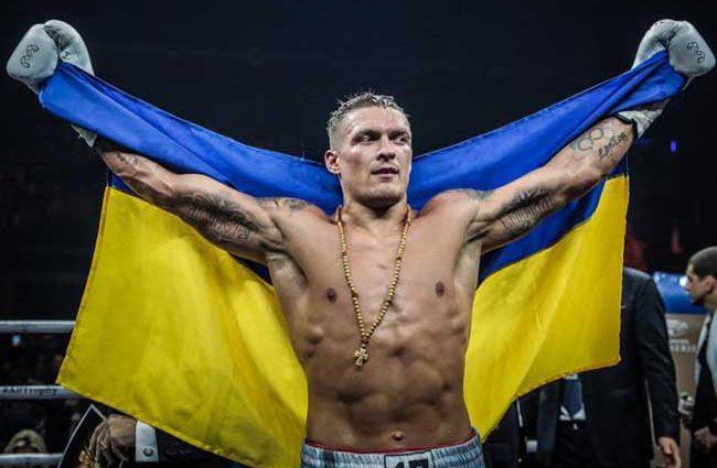 В России сделали громкое заявление про Усика и его бое