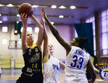 Баскетбольная команда «Динамо» впервые получила кубок Украины