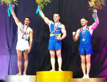 Украинский гимнаст Игорь Радивилов завоевал «золото» этапа Кубка мира
