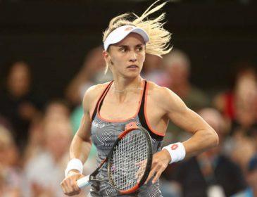 Леся Цуренко с разгромом вышла в следующий раунд престижного турнира в Катаре