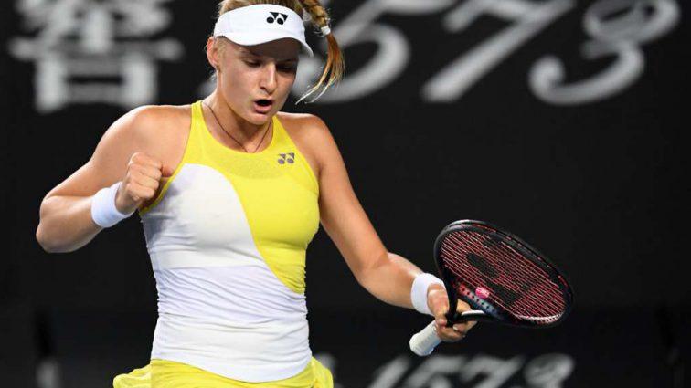 18-летняя Даяна Ястремская принесла Украине первую победу на Кубке Федераций