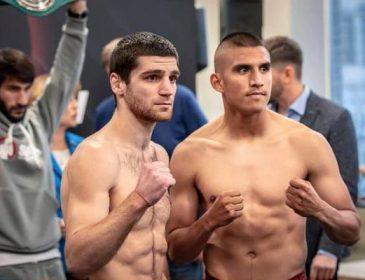 Украинский боксер феерически защитил титул чемпиона мира WBС