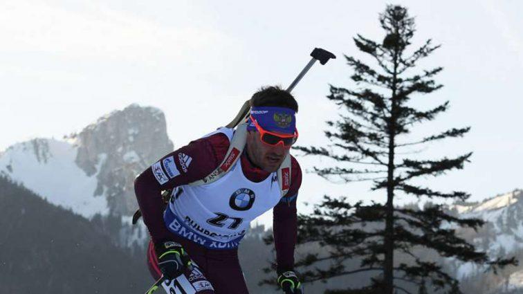 «Извините! Опоздал»: Российский биатлонист оконфузился на старте гонки в США