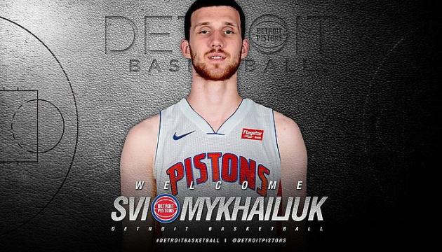 «Он может себя проявить»: впечатляющий дебют украинского баскетболиста за «Детройт»