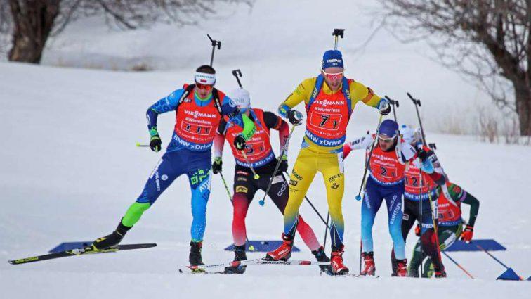 Сборная Украины по биатлону будет участвовать в чемпионате Европы