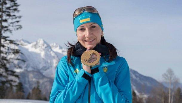 «Хватит нас гнобить!»: Украинская биатлонистка Елена Пидгрушная вступила в словесную перепалку с болельщиками