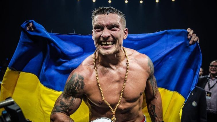 Усик хочет драться в супертяжелом весе: Александр проведет следующий бой в мае