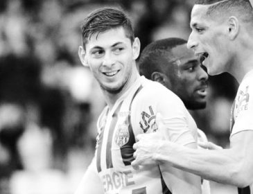 Официально! Футболист Эмилиано Сала погиб в авиакатастрофе над Ла-Маншем