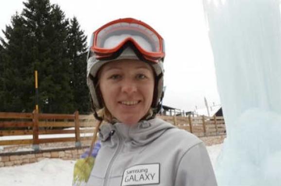 Украинка вошла в 10-ку лучших на ЧМ по сноуборду