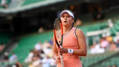 «Не смогла найти свою игру»: украинская теннисистка прокомментировала свое поражение на Кубке Федерации
