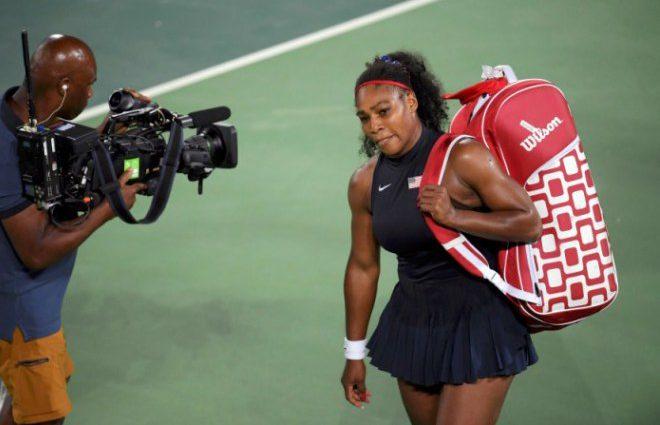 Легендарная теннисистка Серена Уильямс показала редкое фото своей маленькой дочери