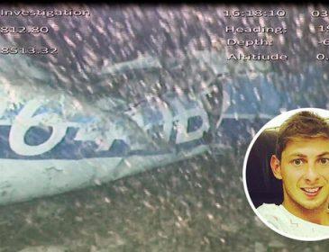 Трагическая гибель аргентинского футболиста: спасатели нашли обломки самолета с телом