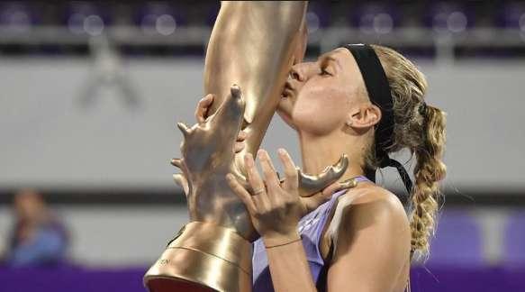 Ястремская побила рекорд Свитолиной, после победы в Таиланде